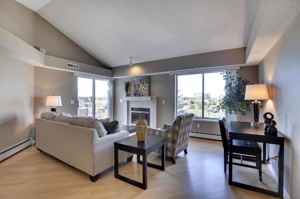 For sale 209,900. Usually maintain third floor unit
