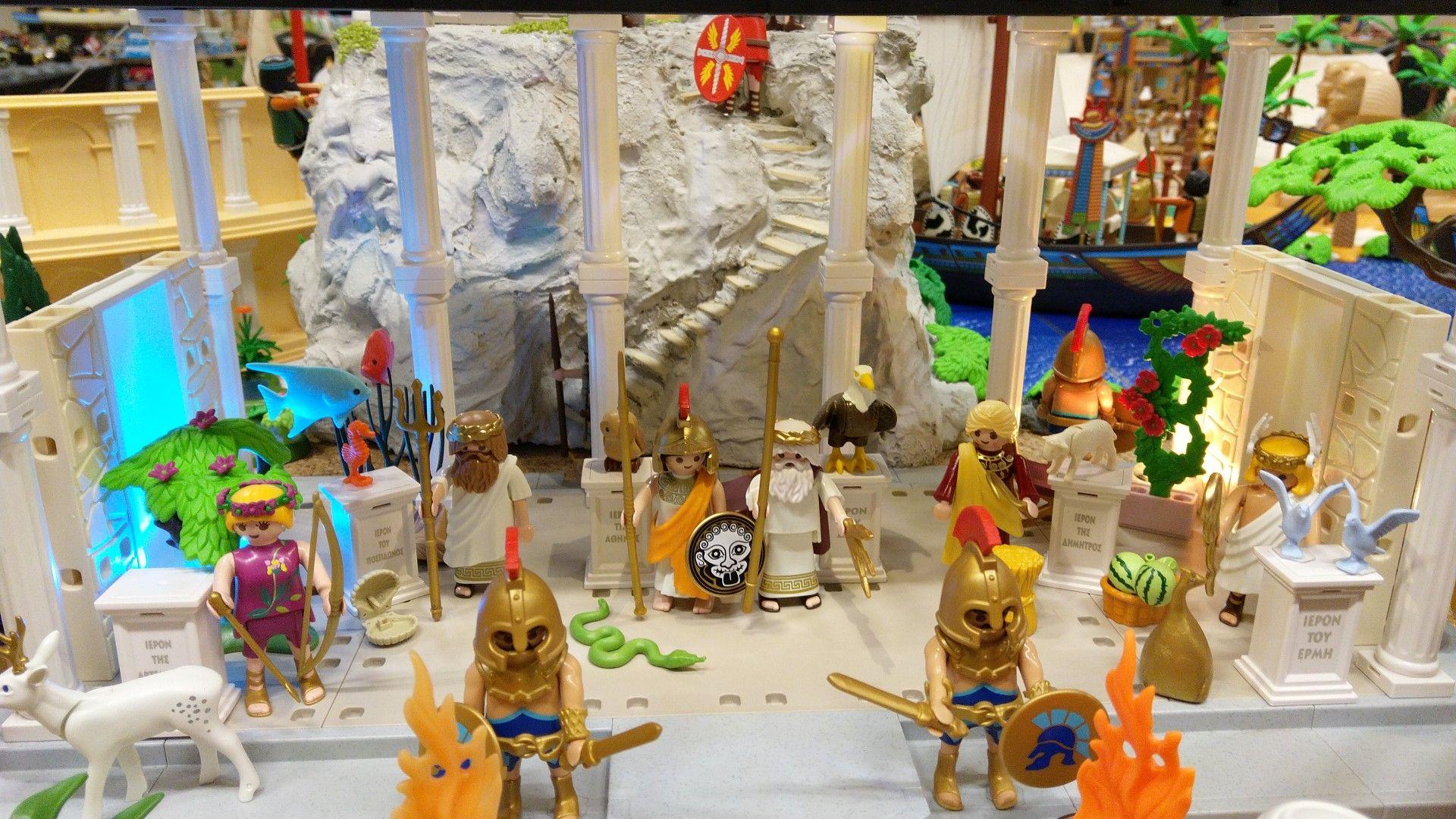 Pin De Iago Cortizo En Belen Playmobil Con Imagenes Belen