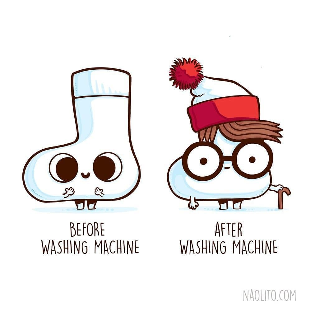 Pin By M S On Humour Funny Doodles Funny Drawings Funny Illustration