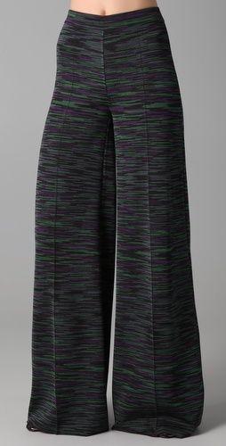 Missoni wide leg pants