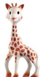 Sophie the Giraffe Natural Rubber Teether Baby Toy