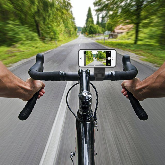 Selfy Bar Mount By Iluv Bike Accessories Gadgets Bicycle