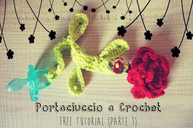 Portaciuccio all Uncinetto Tutorial (parte I) by www.lunadeicreativi ... a05efa1e1791