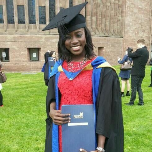 The graduand