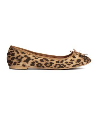 Naiset   Kengät   Ballerinat ja matalat kengät   H&M FI