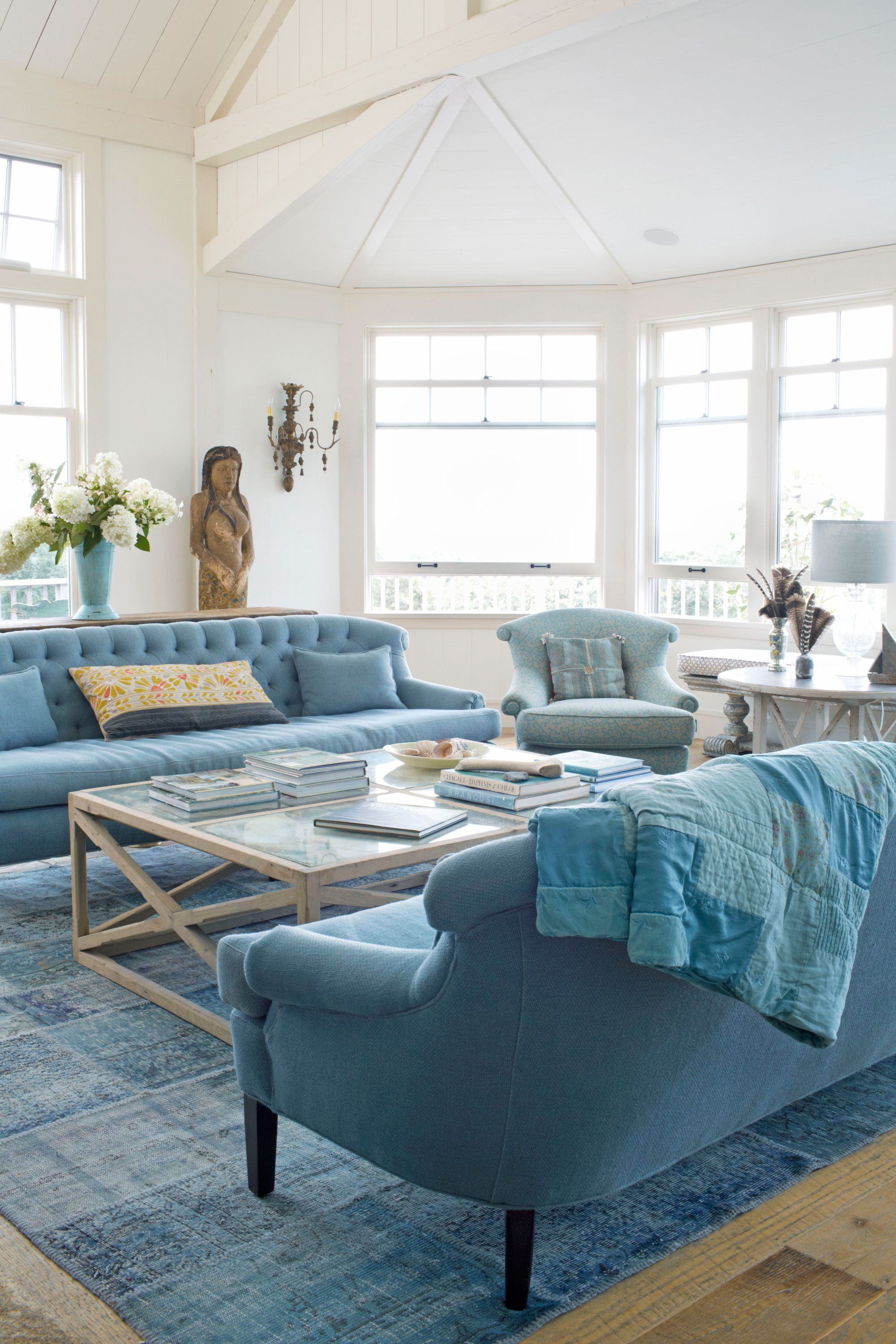 25 Reasons Why Blue Is the Best Color for Your Home