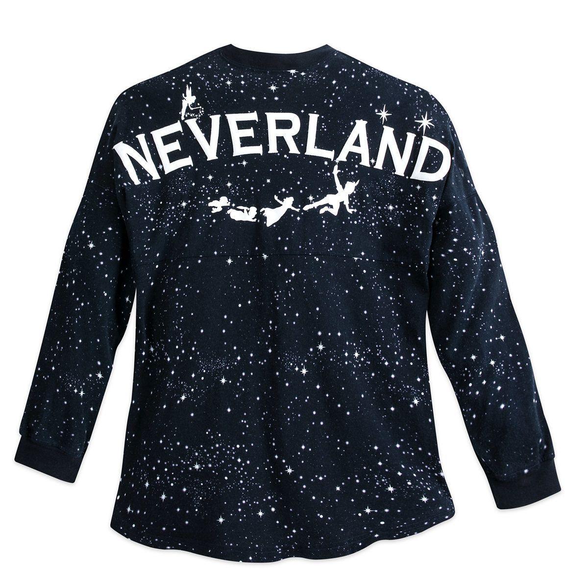 ea9536537 Peter Pan Long Sleeve Spirit Jersey - Women   Disney Fashion ...