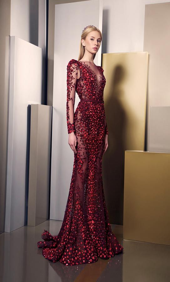 Ziad nakad znsignature2016 haute couture collection for Buy haute couture