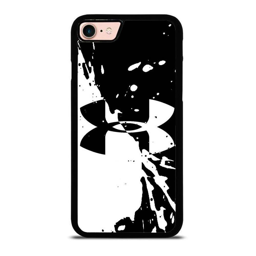 Under Armour Black White Iphone 7 8 Case