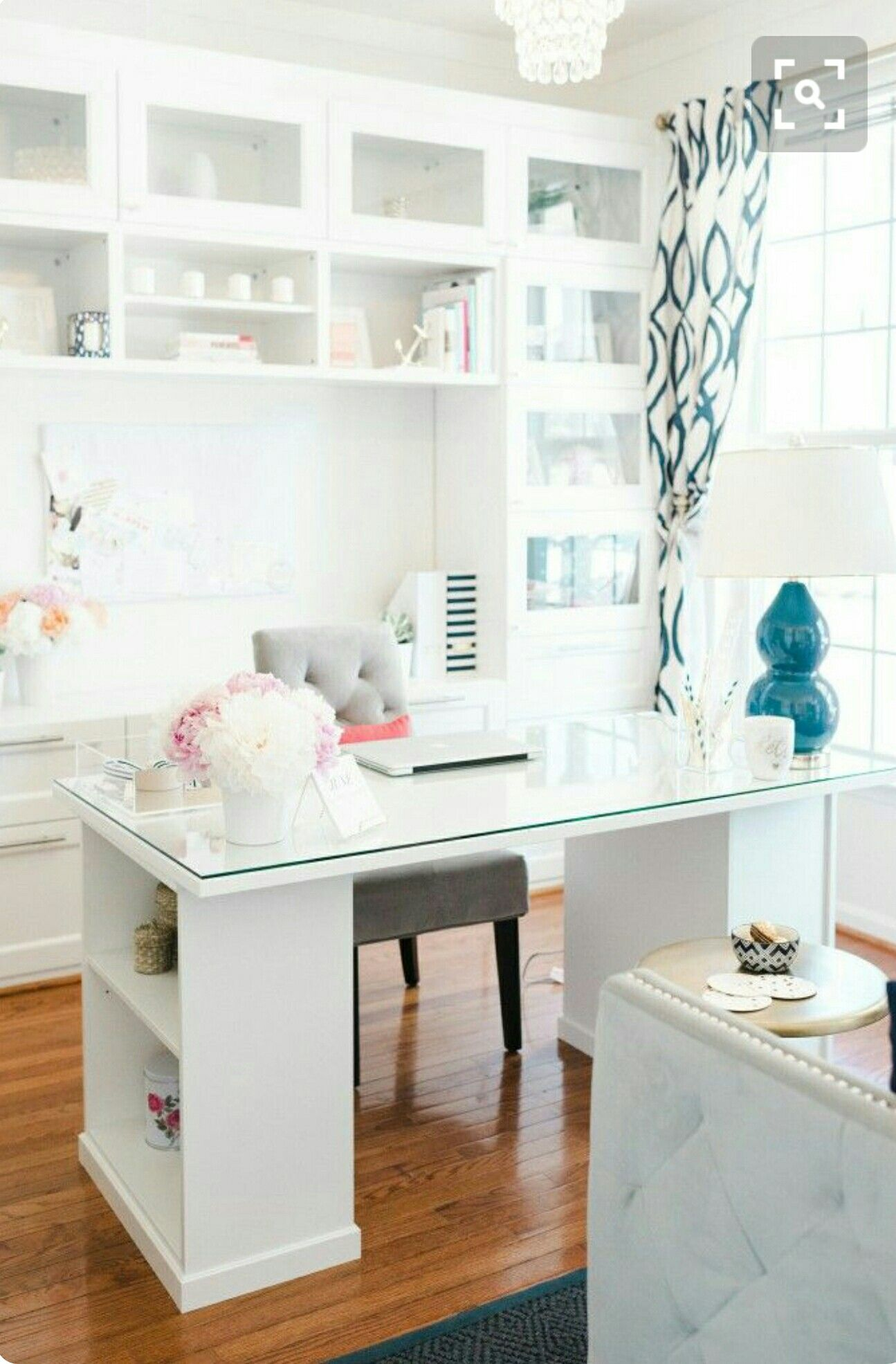 Awesome 47 Easy Home Office Organization Ideas