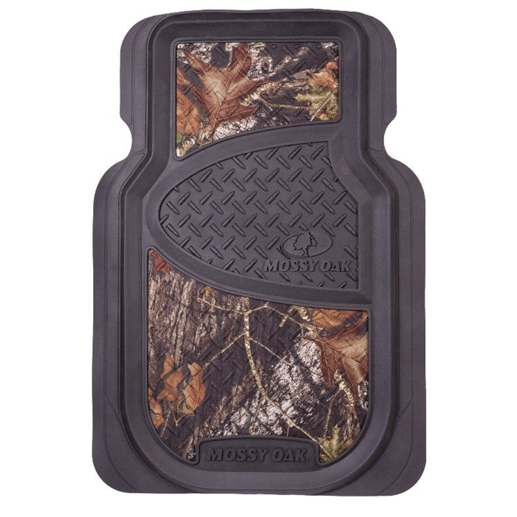Mossy Oak Rubber Floor Mats Perfect For Your Truck Camo