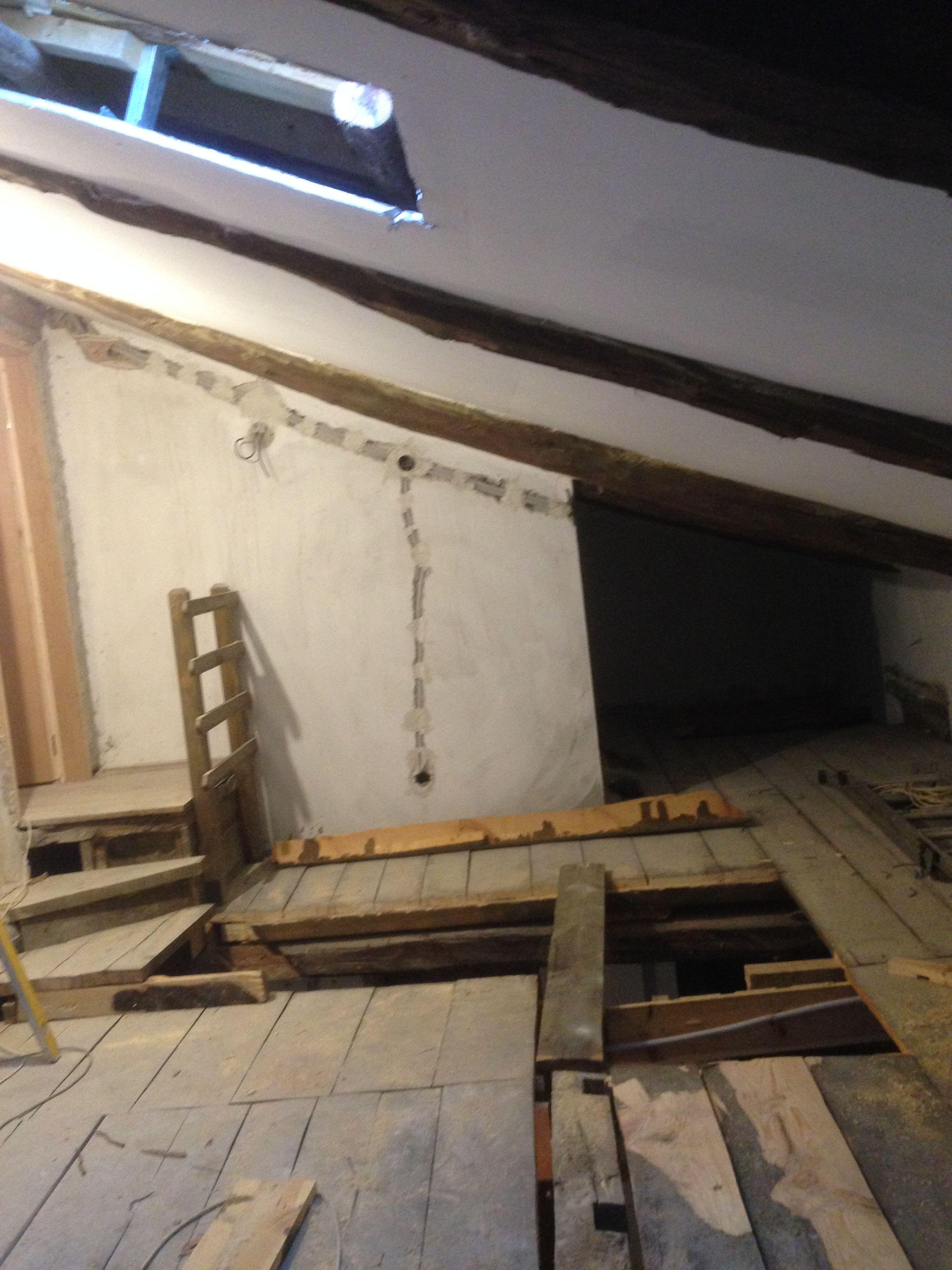 Replacing Floorboards Upstairs Bedroom To Be