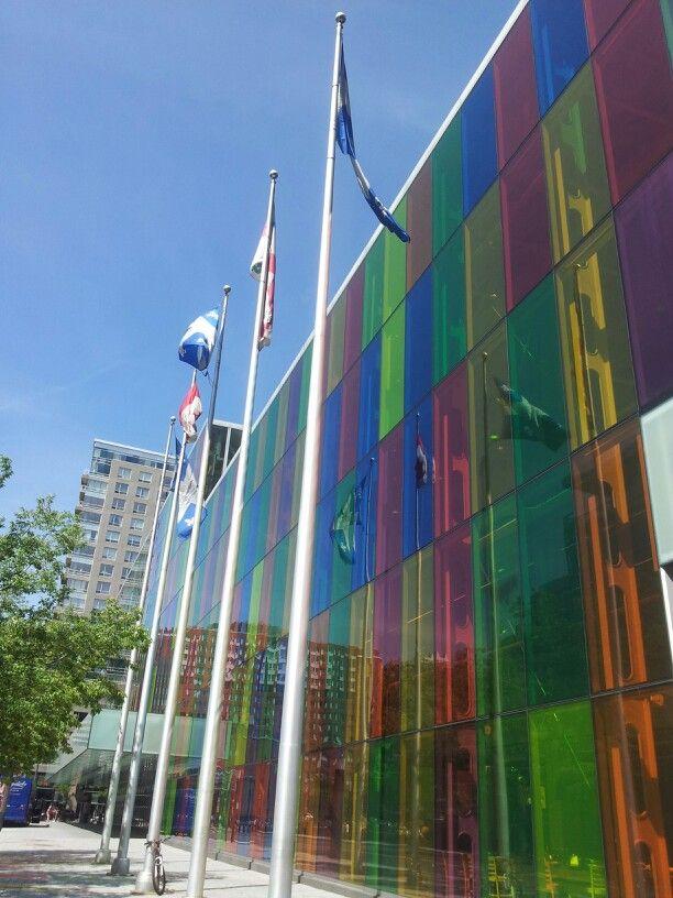 Palais du congrès- montréal