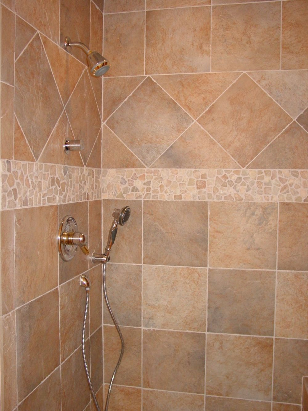 showers | Pebble Shower Floors for Tiled Showers - How-to Install ...