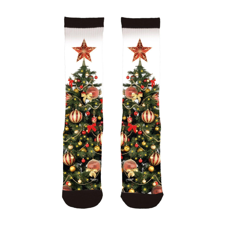 Christmas tree toddler crew socks toddler christmas tree