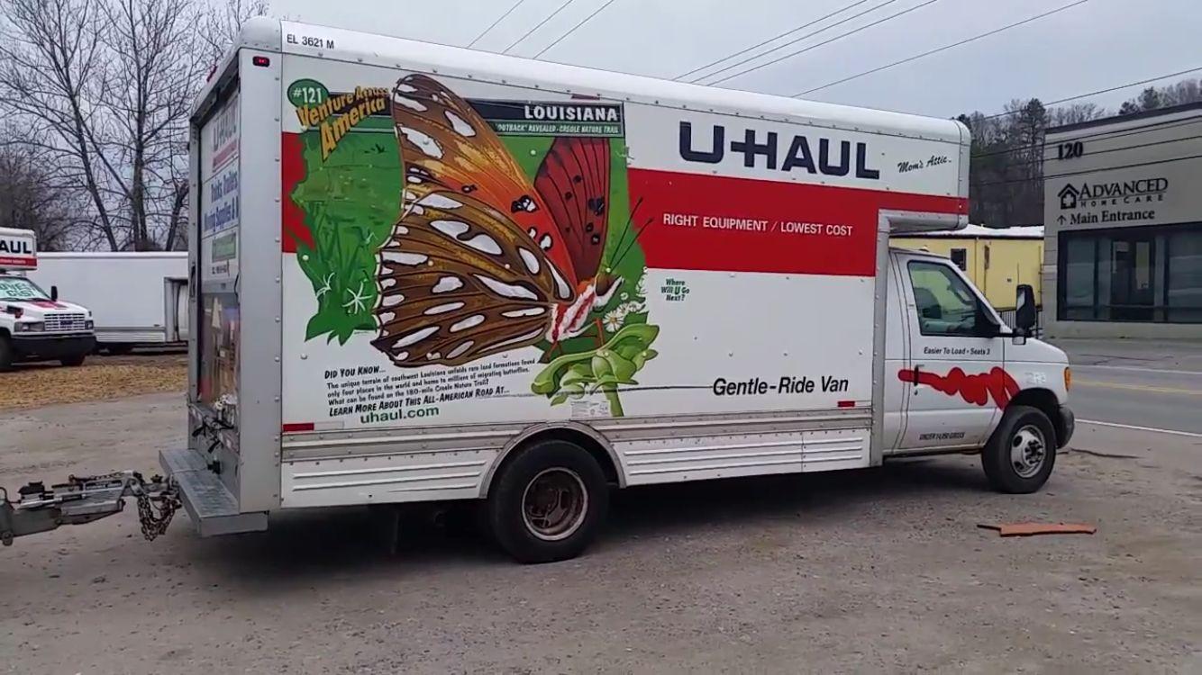 U haul storage near me
