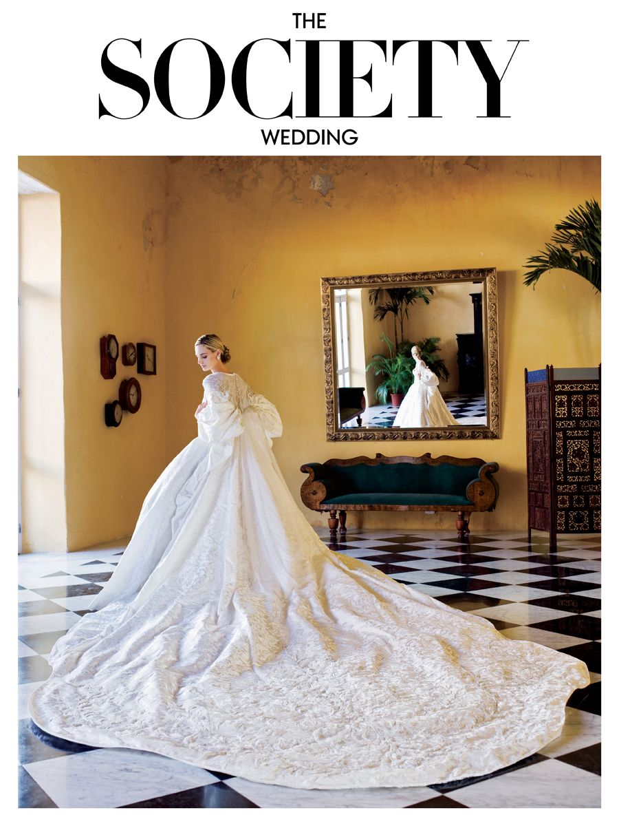 The Book Vogue Weddings Brides Dresses Designers Edited By Hamish Bowles And Chloe Malle With A Foreword Vera Will Be Released On October 30