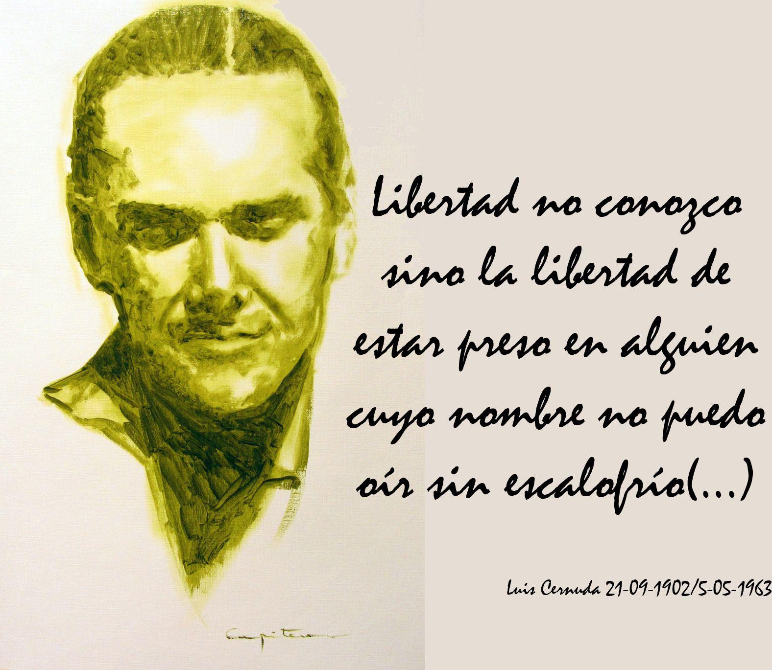 Cernuda Poetas Luis Cernuda Literature Movie Posters Y Art