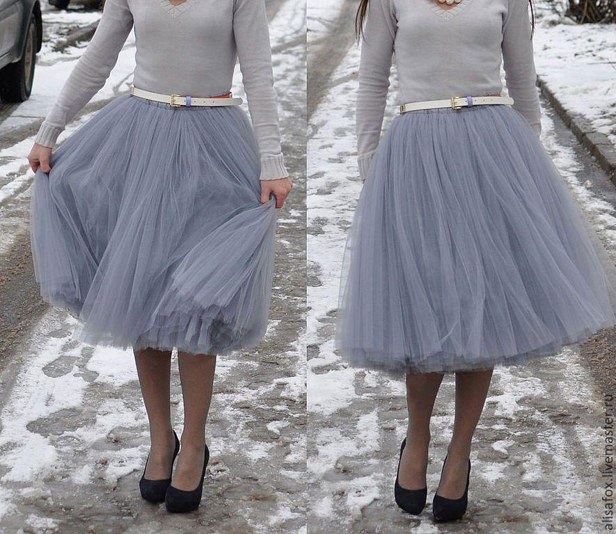 8f63365760a Купить Юбка из Фатина - юбка из фатина