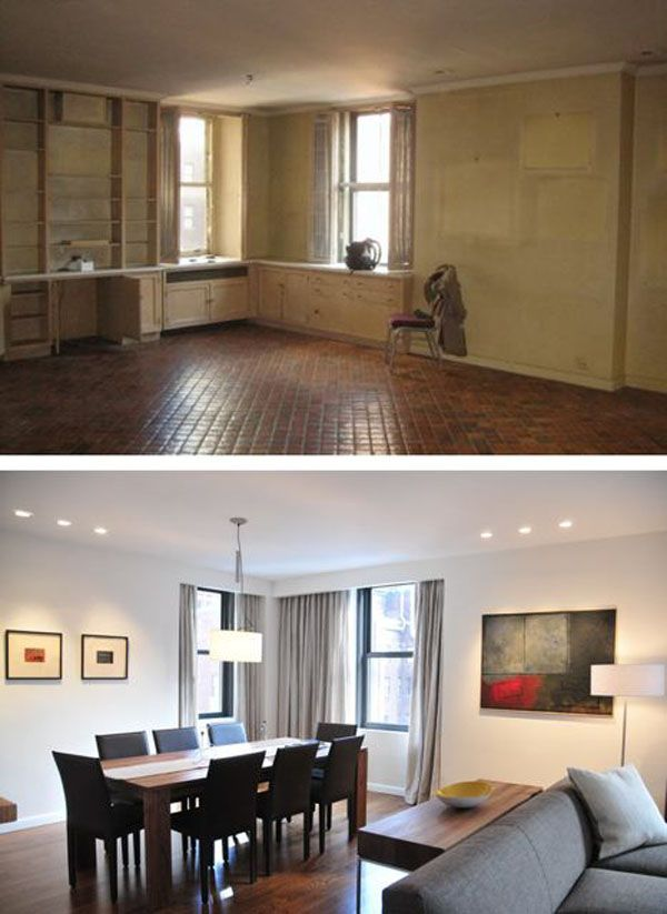 Extreme Apartment Renovation By Estudio Ramos Before And After Photos