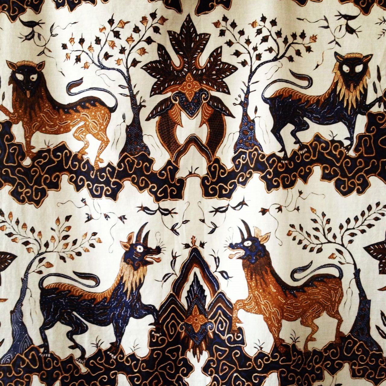 Batik Indonesia (Dengan Gambar)