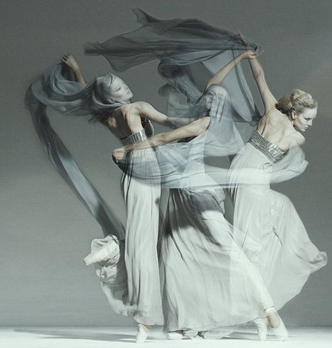 Movement in fashion photography 80