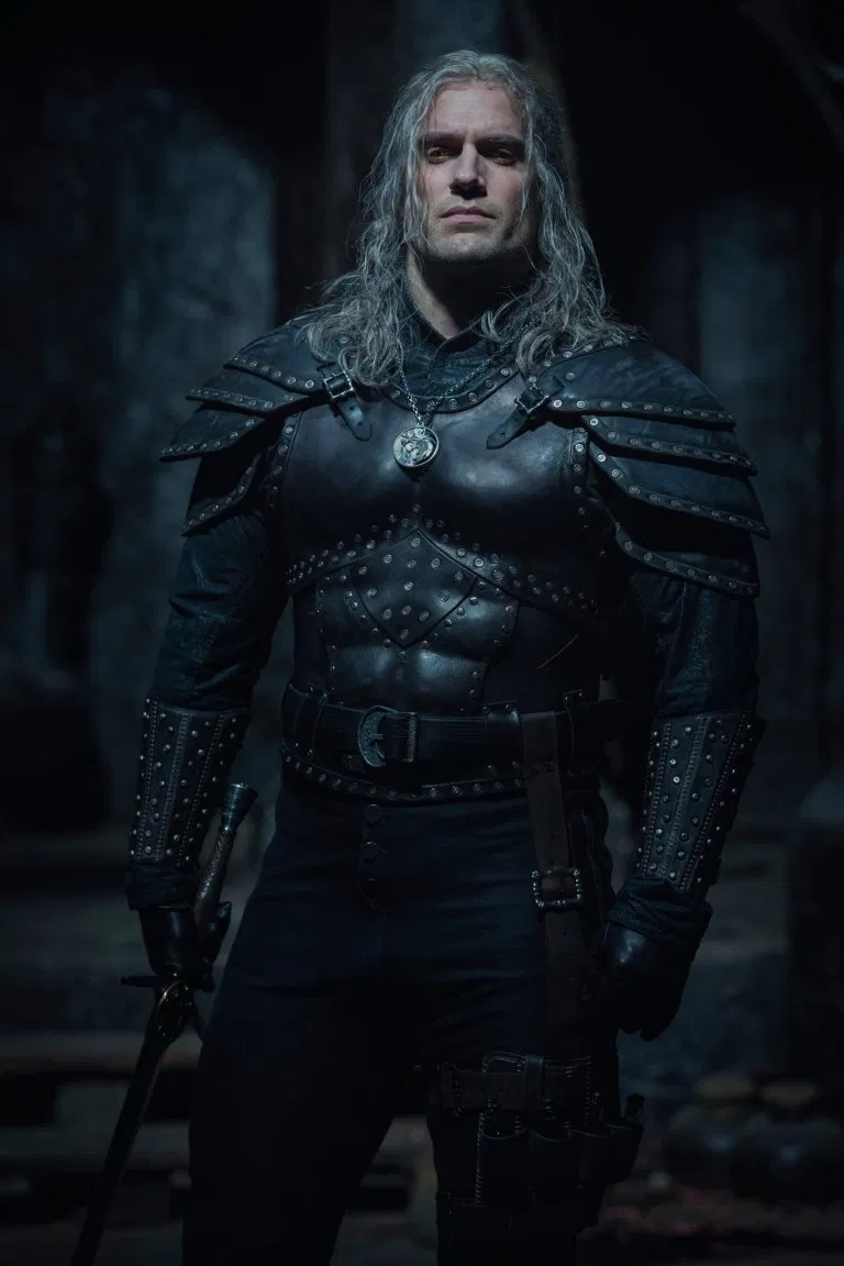 Netflix Reveals First Look At Yennefer In The Witcher Season 2 Redanian Intelligence The Witcher Geralt Of Rivia Henry Cavill
