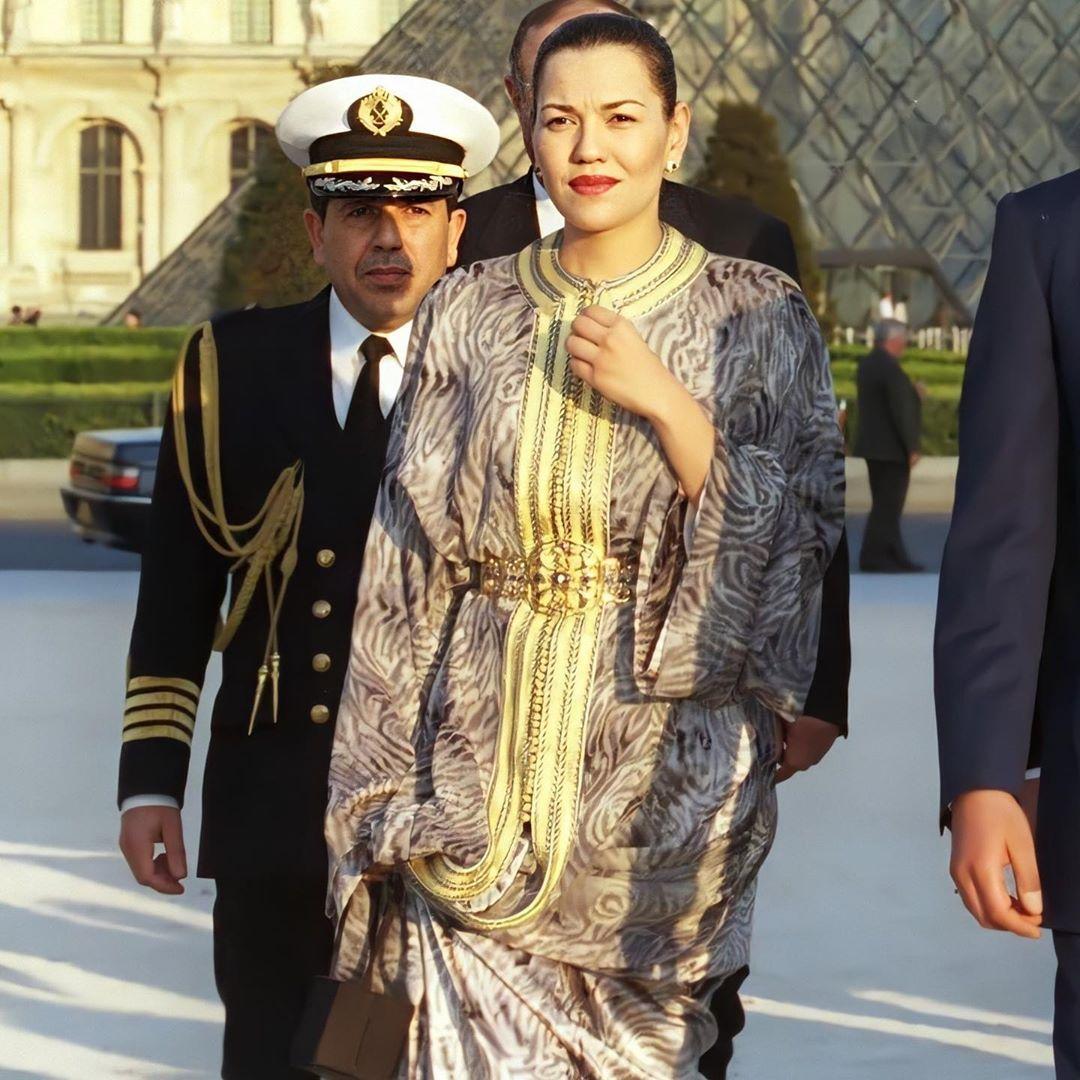Épinglé sur famille royale marocaine