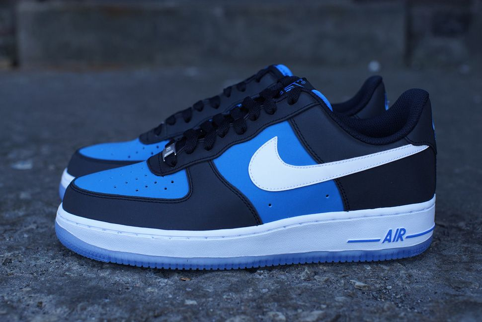 designer fashion 7dd4e 2a59f The color combinations and plus the fact that they change colors in  different lights is an added plus!!!! Love them!!!! Nike Air Force 1 Low  Photo Blue ...