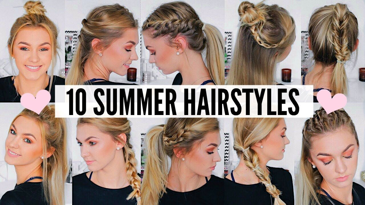 Hi! Please check out our new Long Hair Tips post (10 CUTE & EASY SUMMER HAIRSTYLES) which has ...