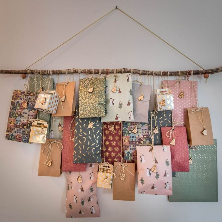 Photo of 35 ideas for the DIY advent calendar. These simple ideas are so clever that … – Diy decor …