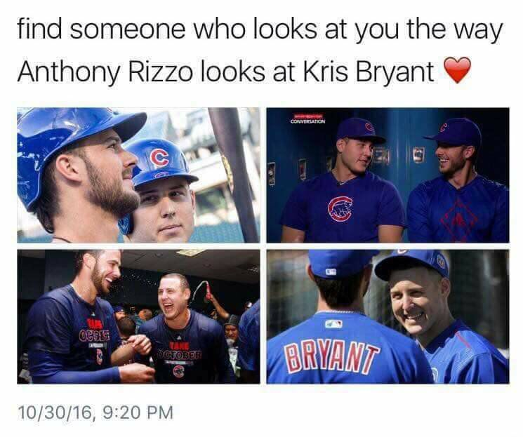 fd7f50f36e971fcf7df549f72d58c030 bryzzo cubbies pinterest chicago cubs, chicago and sports humor