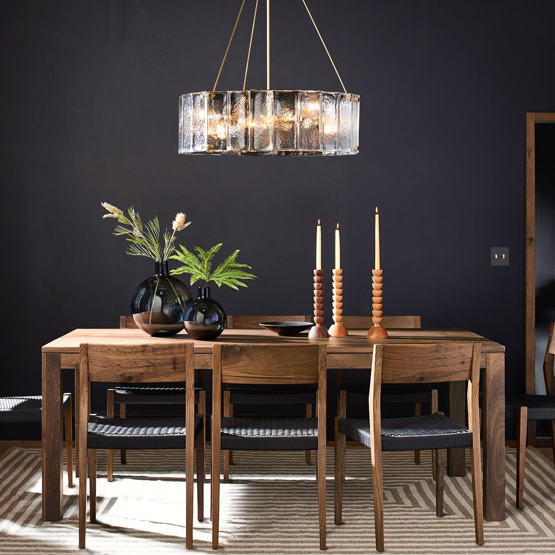Pinclaire Mahler On For My Imaginary Home  Pinterest  Bag Magnificent Glass Chandeliers For Dining Room Design Ideas