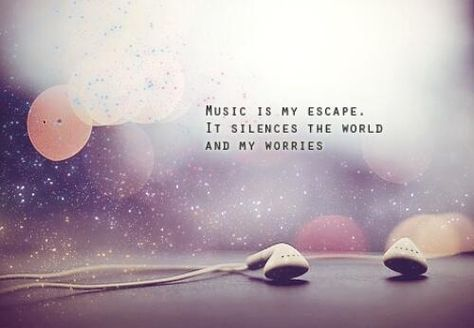 I have to agree music is my go to when I am sad, happy, mad, or sentimental!
