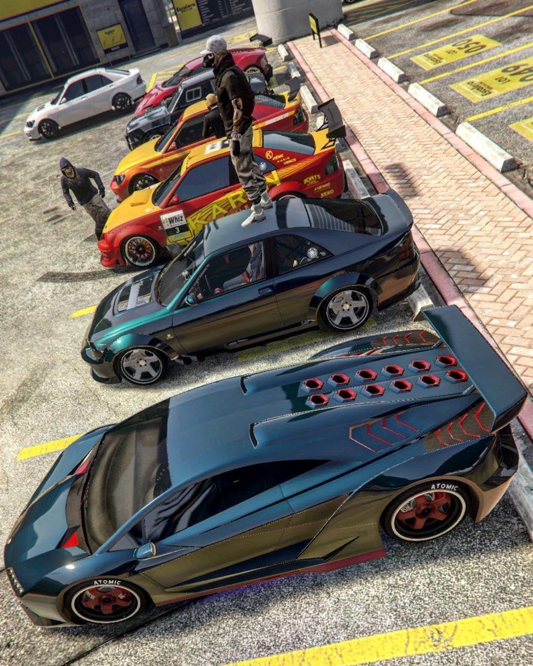 Gta Online New Dlc Vehicle Best Sport Car Hijak Ruston Vuhl