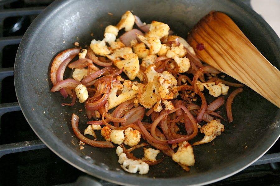 Chickpea Cauliflower Tacos With Lentil Tortillas Recipe