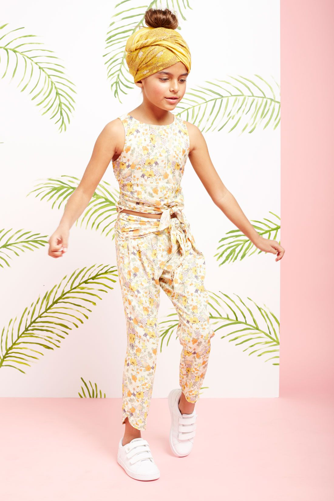 Série mode tropical Ikks kids, Fashion kids et Mode