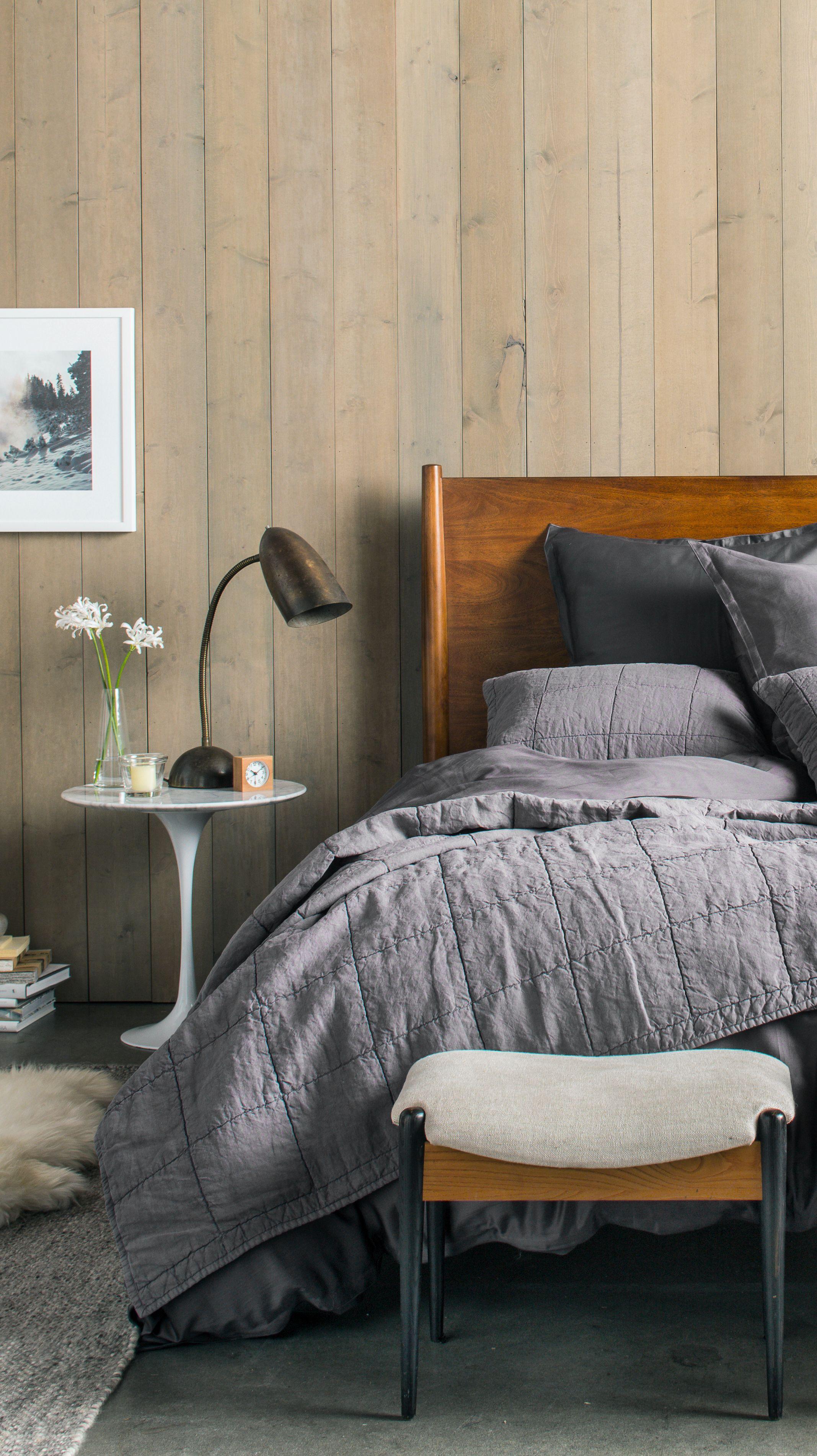 Neues schlafzimmer interieur quilt  linas neue wohnung  pinterest  neue wohnung haus und neue