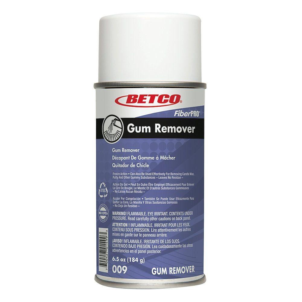 Betco Fiberpro Gum Remover, 6.5 Oz, Case Of 12 Cans