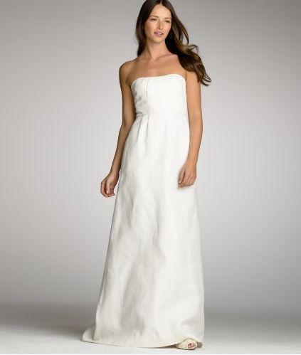 J Crew Principessa 750 Size 4 New Wedding Dresses Jcrew Wedding Dress Casual Wedding Dress Preowned Wedding Gowns