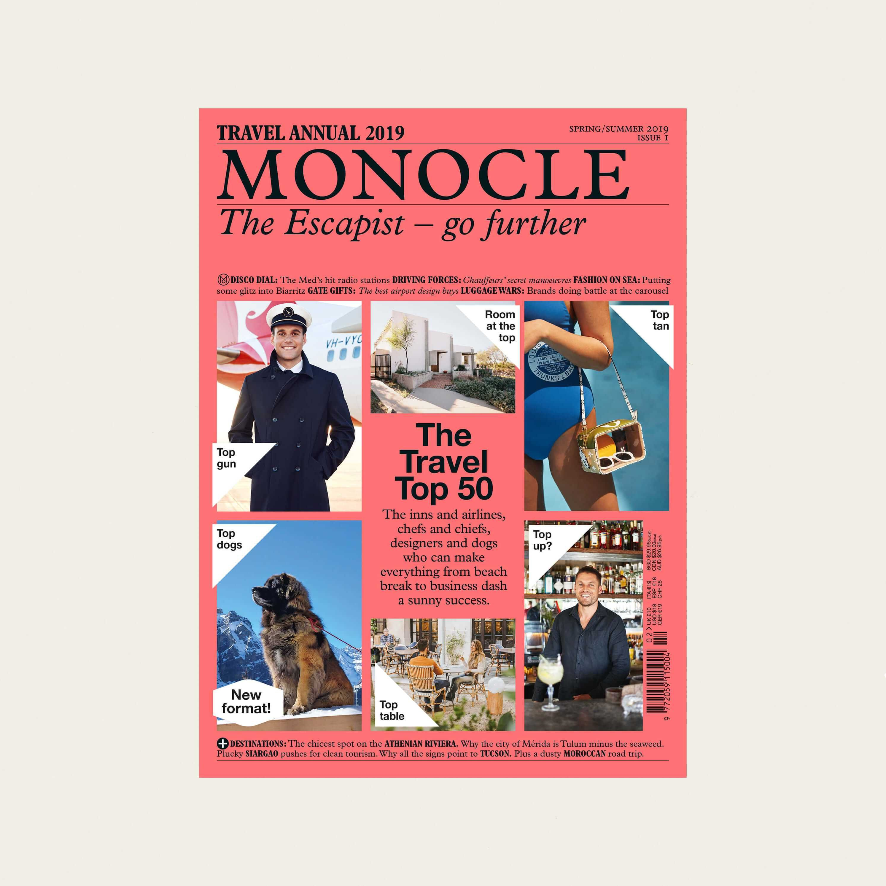 Monocle Travel Top 50 Awards 2019 20 Portugal And Portuguese