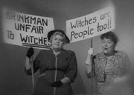 Classic First Season Halloween Episode.  Aunt Hagatha and Aunt Enchantra