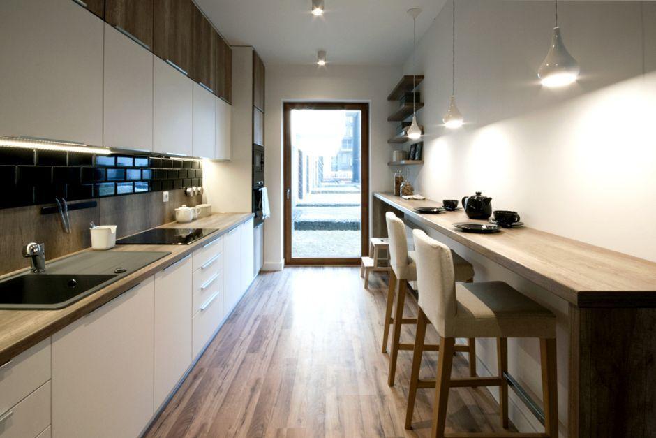 Mala Kuchnia Pomysly Na Stol Porady Kuchenny Com Pl Small Kitchen Home Decor Table
