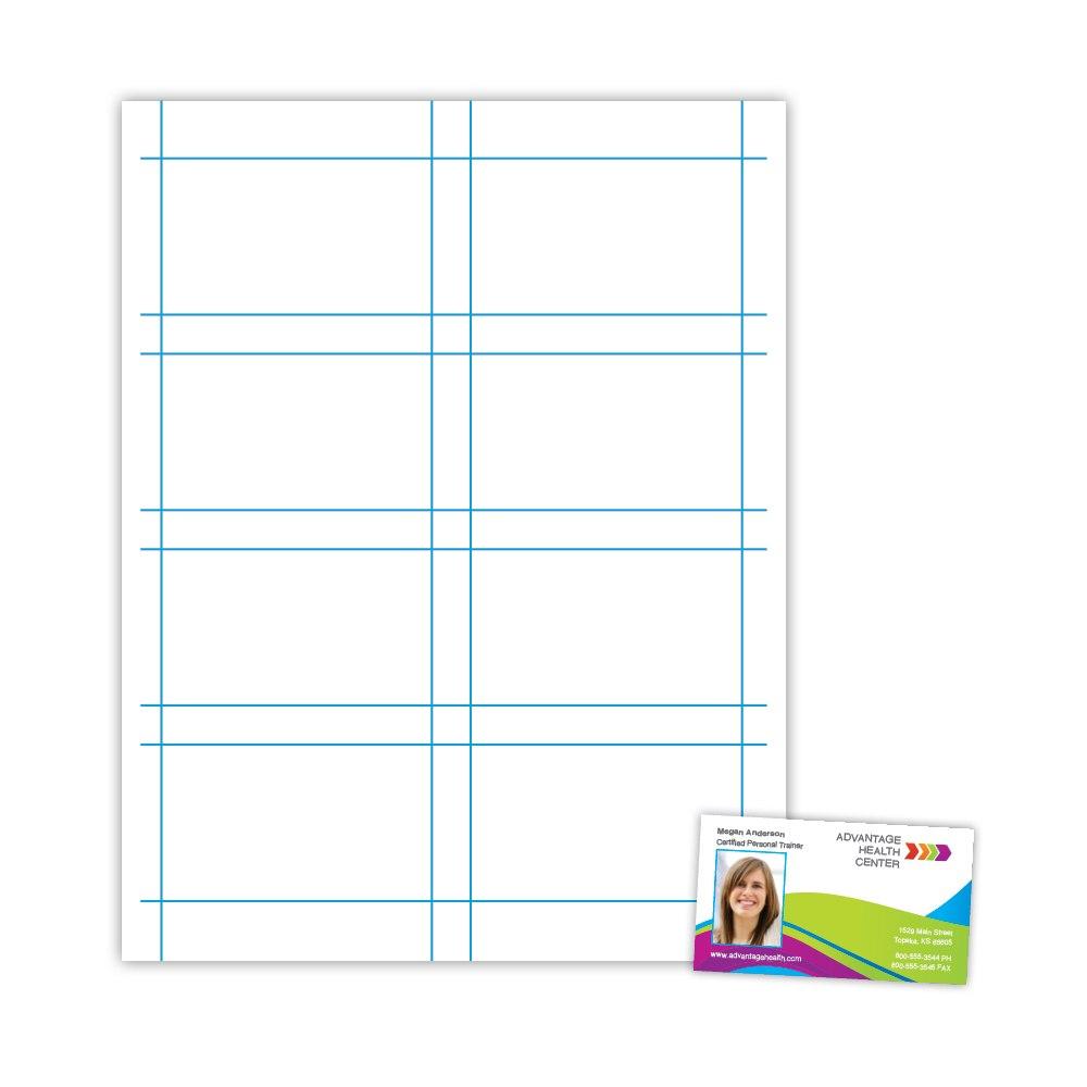 blank business card template microsoft word free stirring
