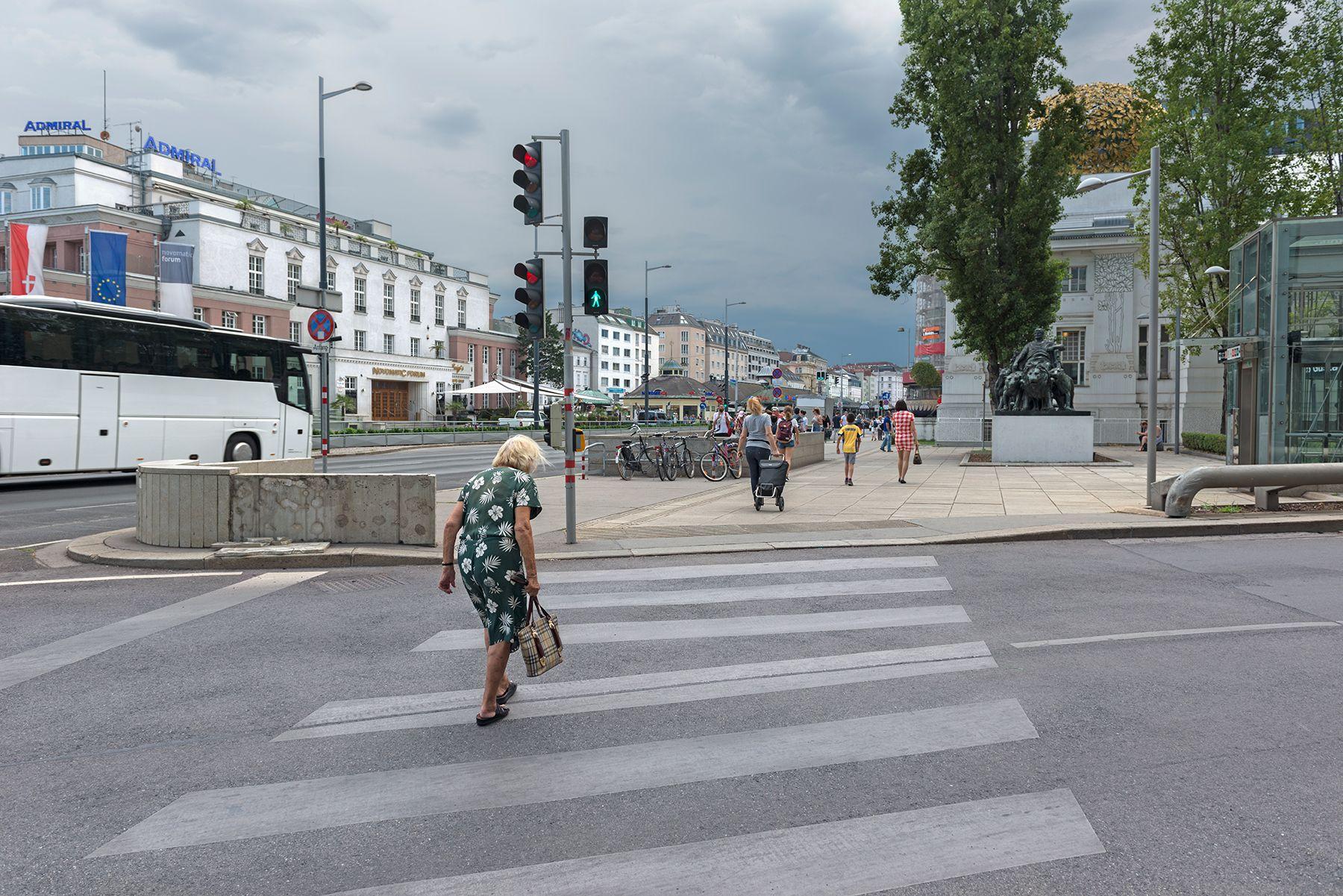 Österreichisches Verkehrsbüro Novomatic Forum