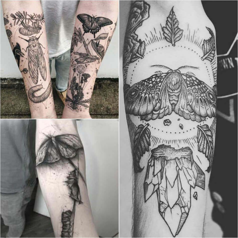 bestmenstattoos Mens butterfly tattoo, Butterfly tattoo
