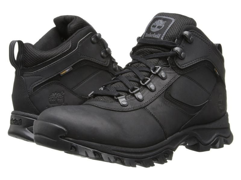 Timberland Men's Mt. Maddsen Mid Hiking Boots | Mens lace up