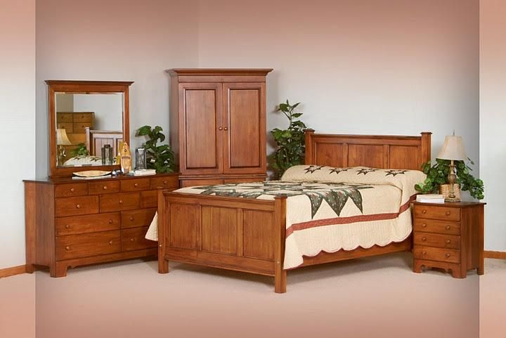 Choose Amish Bedroom Furniture and enjoy a Lifetime of Durable ...