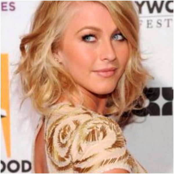 29 Shoulder Length Curly Hairstyles for Round Faces