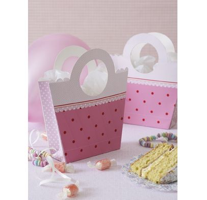 Talking Tables Pink n Mix Party Bags